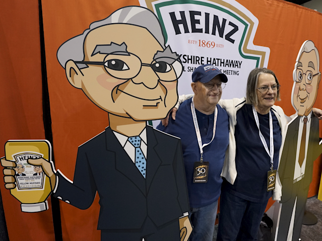 Warren Buffett Heinz Kraft