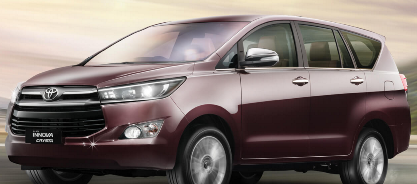 <p><b>Toyota Innova Crysta</b></p><p>Price: 13.84 lakh - 20.78 lakh</p><p>Sales as on June, 2016: 8,171 units<br /></p><p><b><br /></b></p><p><b><br /></b></p><p><br /></p><p><b><br /></b></p><p><b><br /></b></p>