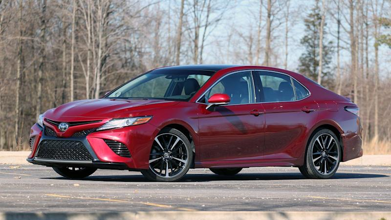 Toyota Camry Xse 2018 >> 2018 Toyota Camry Xse Review Getting Better All The Time