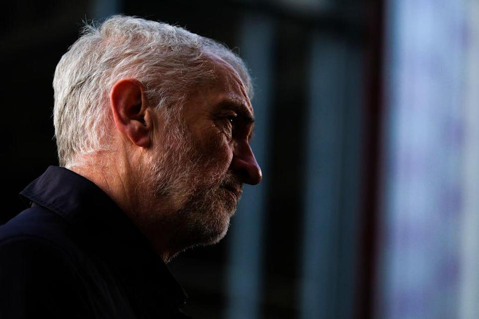 Jeremy Corbyn's popularity ratings have taken a significant hit since his highs in 2017 (Getty Images)