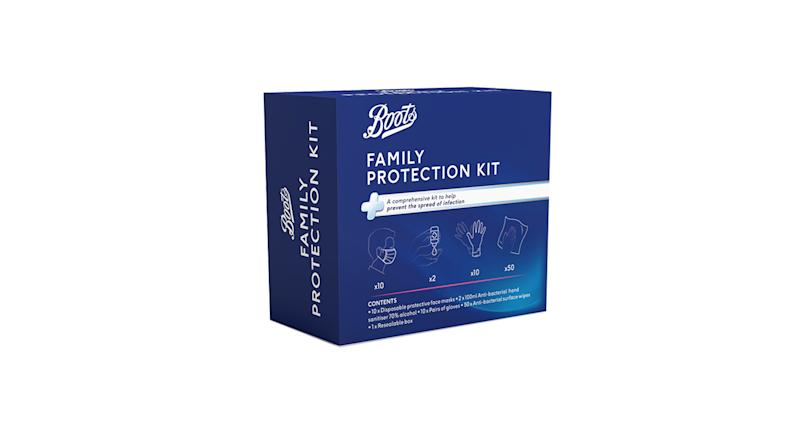 Family Protection Kit
