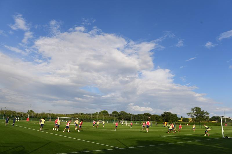 Arsenal FC via Getty Images