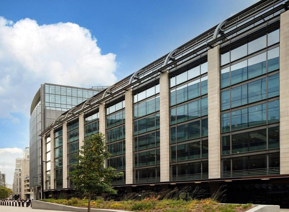 66 Shoe Lane is home to Deloitte (press image sent via PR for henderson park)