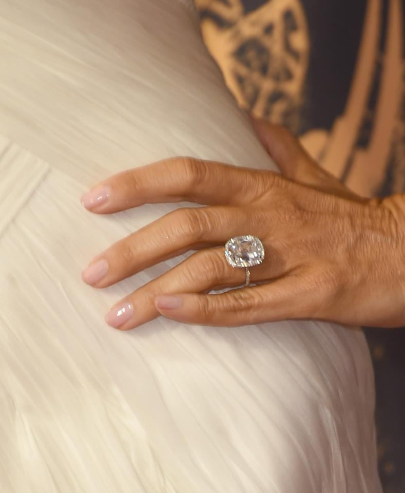 Iconic Celebrity Wedding And Engagement Rings