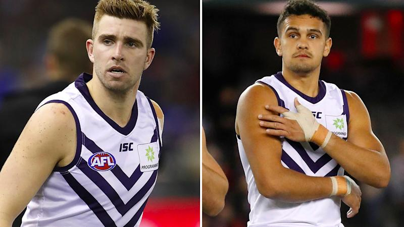 Luke Ryan and Jason Carter are at the centre of the investigation. Pic: Getty