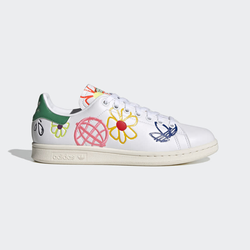 Stan Smith Shoes. Image via Adidas.