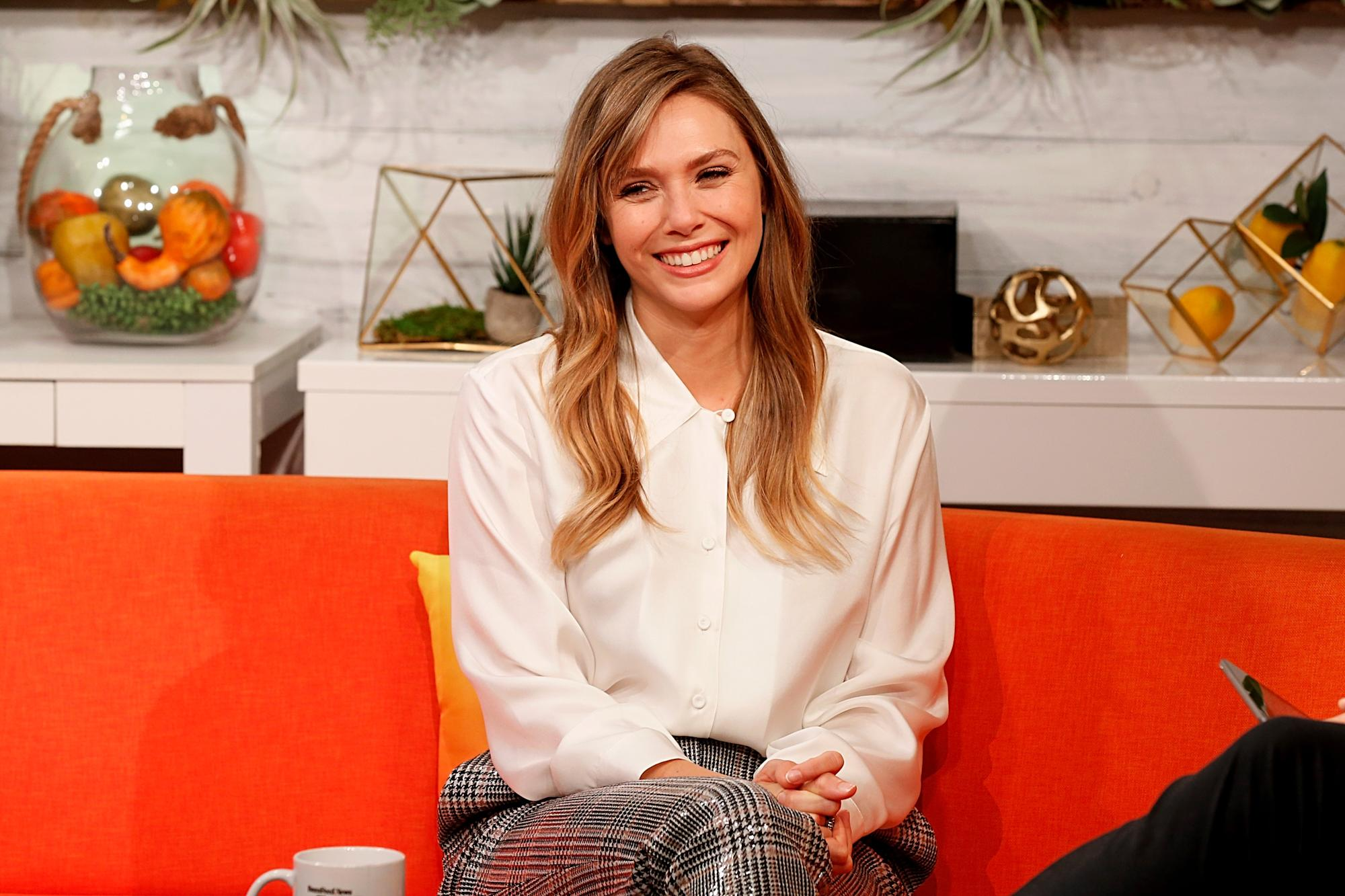 Elizabeth Olsen says she had an 'awful' audition for 'Game Of Thrones'