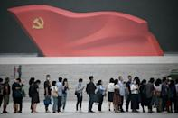 The Communist Party has stayed firmly at the centre of China's economic rise, attracting the loyalty of a younger generation