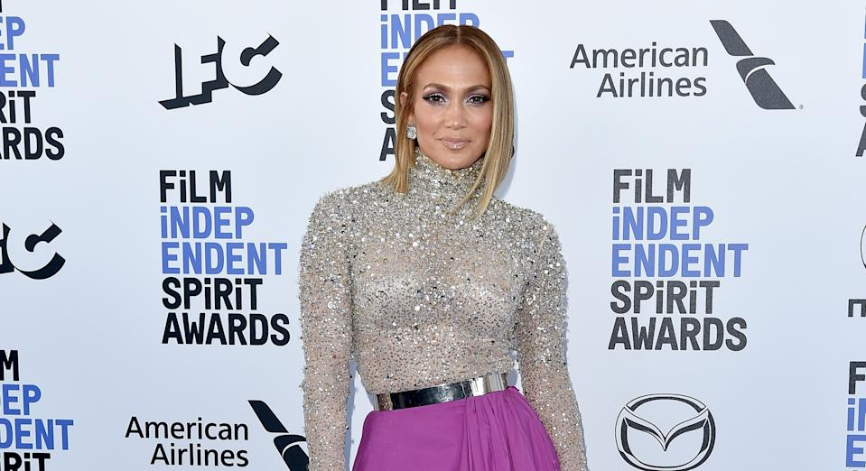 Jennifer Lopez looks more youthful than ever in an upcoming fashion campaign [Image: Getty]
