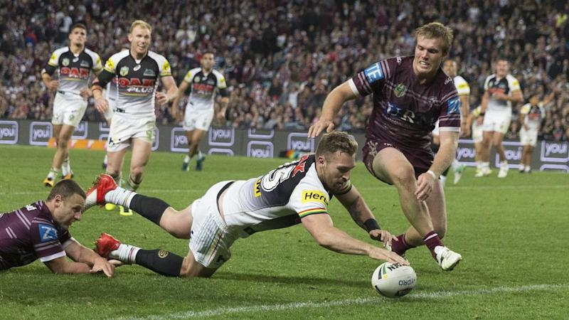 NRL SEA EAGLES PANTHERS