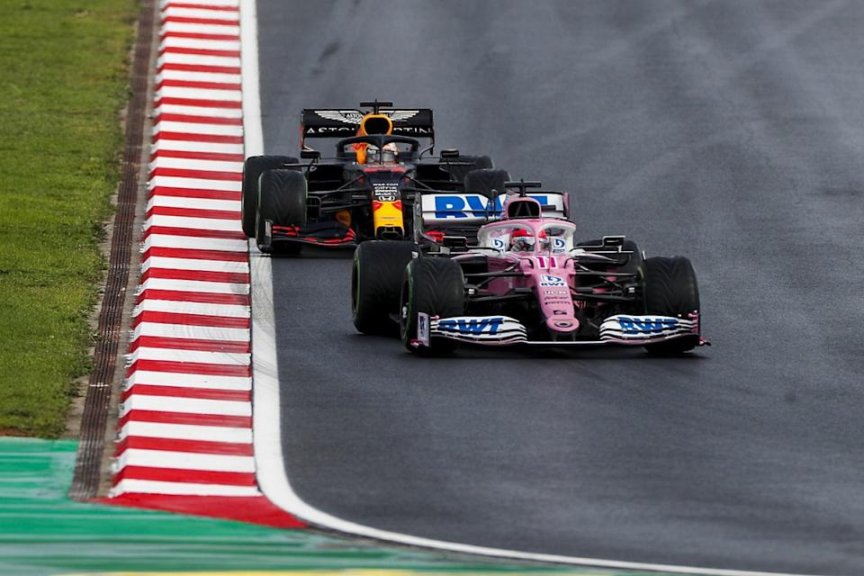 Perez: Red Bull only option to remain in F1