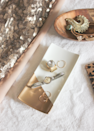"<p>Gold-dipping is still one of the easiest ways to improve boring homeware. All you need to make one is an old jewellery tray (or equivalent piece of homeware), some spray paint and painter's tape. Make one <strong><a href=""http://www.afabulousfete.com/blog/abulousfeteblog.com/2013/12/gold-dipped-jewelry-trays-5-days-of-diy.html"" rel=""nofollow noopener"" target=""_blank"" data-ylk=""slk:here"" class=""link rapid-noclick-resp"">here</a>.</strong> <br><em>[photo: fabulousfete]</em> </p>"