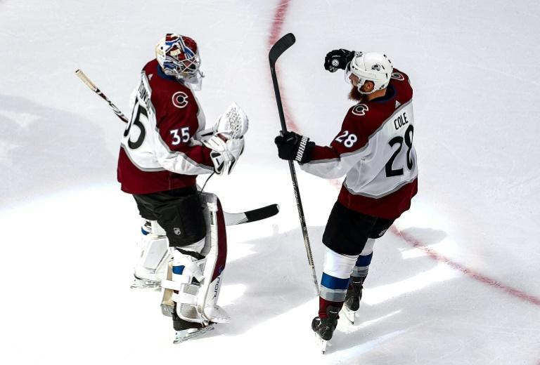 Avs shoot down Stars 4-1 to force game seven in NHL playoff series