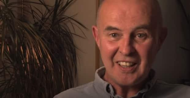 Jim Mulcahy of Antigonish, N.S., has been receiving treatments for multiple myeloma and says the threat of COVID-19 creates additional stress.  (YouTube - image credit)
