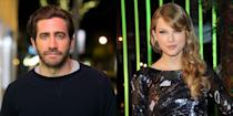 "<p>This infamously short-lived relationship can be traced back to Gwyneth Paltrow. The Oscar-winner <a href=""http://www.dailymail.co.uk/tvshowbiz/article-1339791/Gwyneth-Paltrow-admits-playing-matchmaker-Jake-Gyllenhaal-Taylor-Swift.html"" rel=""nofollow noopener"" target=""_blank"" data-ylk=""slk:introduced"" class=""link rapid-noclick-resp"">introduced</a> Gyllenhaal and Swift at a dinner party at her London home. The speck of a relationship is rumored to <a href=""https://people.com/movies/jake-gyllenhaal-answers-questions-about-taylor-swift/"" rel=""nofollow noopener"" target=""_blank"" data-ylk=""slk:have been the inspiration"" class=""link rapid-noclick-resp"">have been the inspiration</a> for two of Swift's songs: ""All Too Well"" and ""We Are Never Ever Getting Back Together.""</p>"