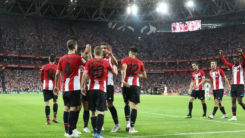 Real Madrid vs Athletic de Bilbao — Empate