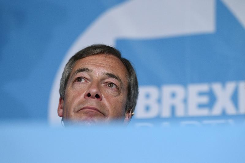The question now is whether the Brexit Party is a passing phenomenon or a new force that breaks Britain's existing political order (AFP Photo/Oli SCARFF                          )