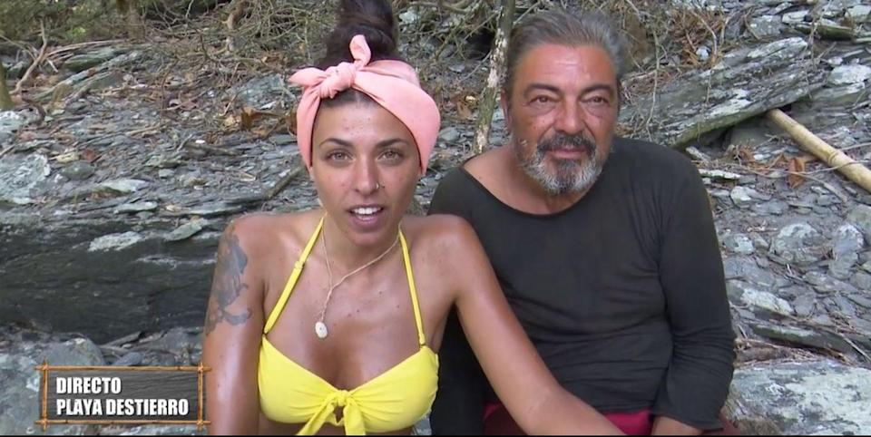 Photo credit: Supervivientes 2021. Lola y Antonio Canales (Telecinco)