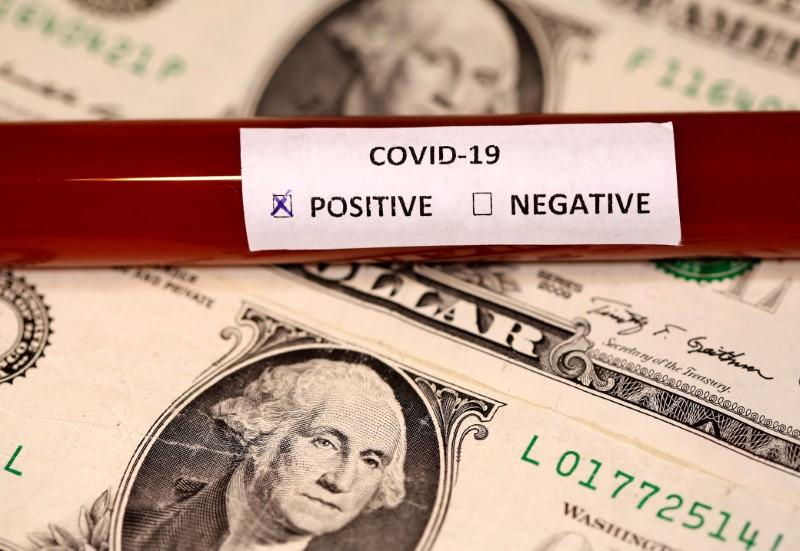Government borrowing costs jump as virus-related support costs climb