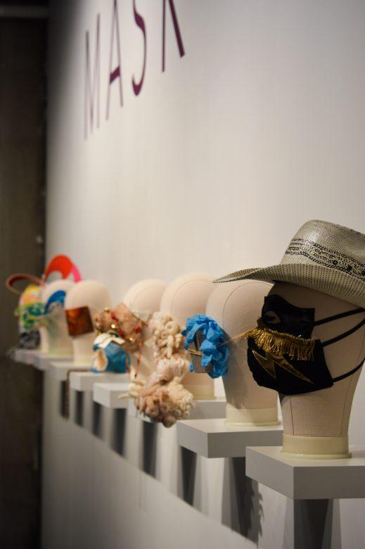 Pieces from the Vicki Myhren Gallery's (University of Denver) new
