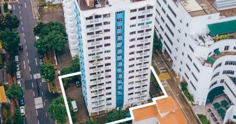 <p><img/></p>Waterloo Apartments, a 30-unit residential development at 64 Waterloo Street within the Bras Basah/Bugis area...