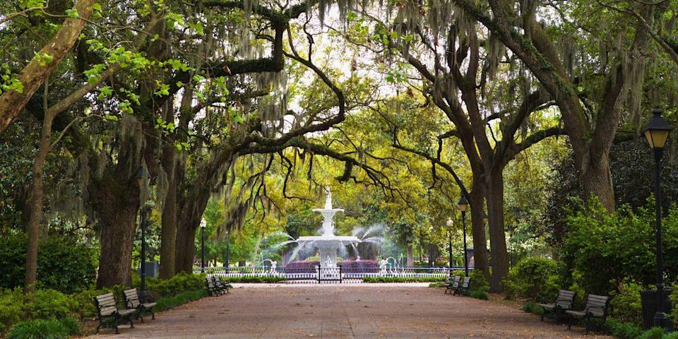 "<p><strong>Best Historic District </strong><br></p><p>A trolley tour is a fun way to see Savannah's historic district, which includes shop-lined River Street that runs parallel to the Savannah River (you can take a replica steamboat cruise from here), beautiful <a href=""https://www.tripadvisor.com/Attraction_Review-g60814-d107738-Reviews-Madison_Square-Savannah_Georgia.html"" rel=""nofollow noopener"" target=""_blank"" data-ylk=""slk:Madison Square"" class=""link rapid-noclick-resp"">Madison Square</a>, with its centuries-old live oak trees dripping with Spanish moss, and the historic <a href=""https://www.tripadvisor.com/Attraction_Review-g60814-d181707-Reviews-Owens_Thomas_House-Savannah_Georgia.html"" rel=""nofollow noopener"" target=""_blank"" data-ylk=""slk:Owens-Thomas House"" class=""link rapid-noclick-resp"">Owens-Thomas House</a>. </p><p><strong><em>Where to Stay:</em></strong> <a href=""https://www.tripadvisor.com/Hotel_Review-g60814-d86783-Reviews-The_Kimpton_Brice_Hotel-Savannah_Georgia.html"" rel=""nofollow noopener"" target=""_blank"" data-ylk=""slk:The Kimpton Brice Hotel"" class=""link rapid-noclick-resp"">The Kimpton Brice Hotel</a>, <a href=""https://www.tripadvisor.com/Hotel_Review-g60814-d115702-Reviews-Ballastone_Inn-Savannah_Georgia.html"" rel=""nofollow noopener"" target=""_blank"" data-ylk=""slk:Ballastone Inn"" class=""link rapid-noclick-resp"">Ballastone Inn </a></p>"