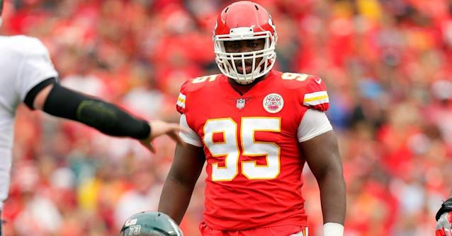 """Chris Jones is unlikely to miss """"one day of training camp"""""""