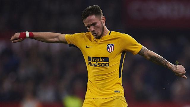 <p>Keita's midfield partner in this team would be another box-to-box midfielder in the shape of Atletico Madrid and Spain midfielder Saul Niguez. </p> <br><p>With a cultured left foot to go with his all action style of play, Saul is a young midfielder is more than accustomed to playing at the level the Champions League requires. </p> <br><p>A midfielder who can do it all, the 23-year-old has already reaching a final in the Champions League when he was only 21 years of age, although it was in a losing effort in 2016 to Real Madrid. </p> <br><p>Saul should shine for the remainder of the Europa League this season, proving that he is a man who is more than capable of mixing it alongside some of the best players in the world in the Champions League. </p>