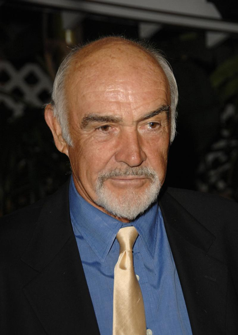 Sir Sean Connery (Photo: George Pimentel via Getty Images)