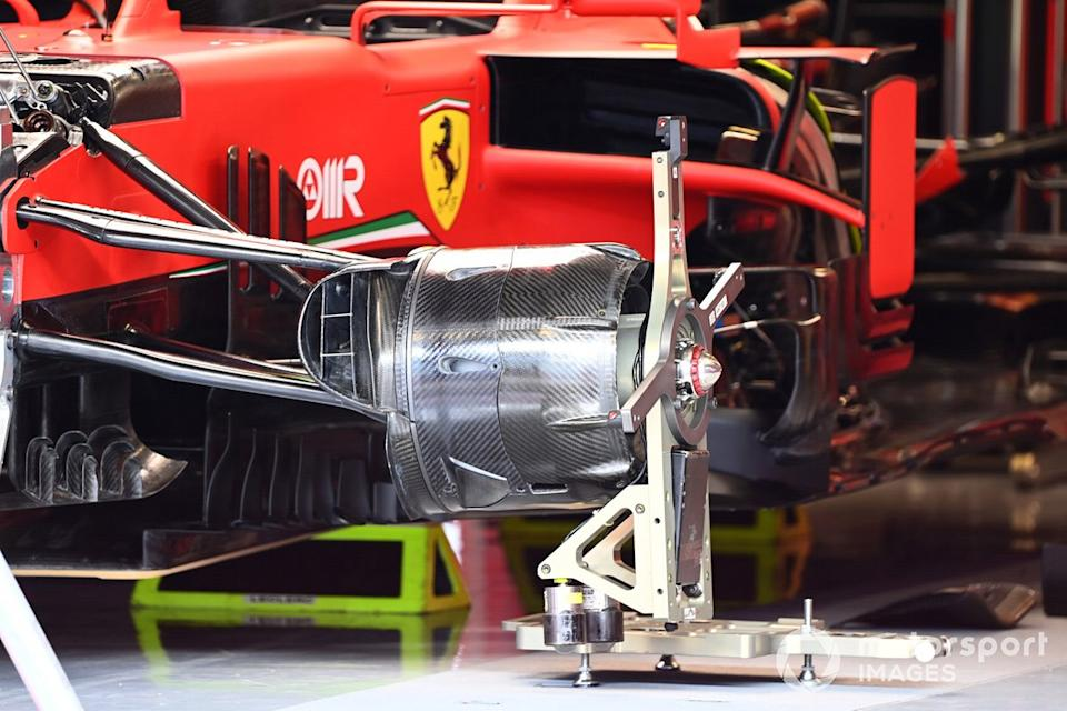 "Ferrari SF1000 technical detail<span class=""copyright"">Mark Sutton / Motorsport Images</span>"