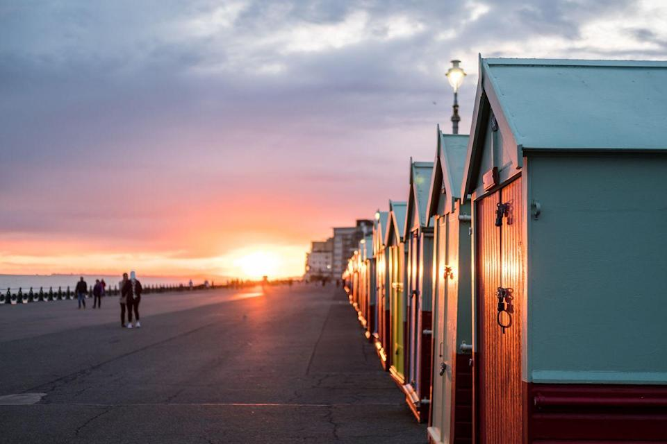 """<p>If you're feeling adventurous and want to see more of the city's suburbs, then swap two legs for two wheels and hire a bike to explore along the coast.</p><p>You could head west down to the stylish suburb of Hove, a popular destination for Londoners moving out of the city, or head east to reach Brighton Marina, where locals love to fish and wealthy residents keep their boats.</p><p><strong>Enjoy a seafront stay at The Grand in Brighton with our <a href=""""https://www.redescapes.com/offers/east-sussex-brighton-grand-hotel"""" rel=""""nofollow noopener"""" target=""""_blank"""" data-ylk=""""slk:exclusive offer for Red readers"""" class=""""link rapid-noclick-resp"""">exclusive offer for Red readers</a>, including dinner, prosecco and afternoon tea for two.</strong></p><p><strong>Sign up for inspirational travel stories and to hear about our favourite financially protected escapes and bucket list adventures.</strong></p><p><strong><a class=""""link rapid-noclick-resp"""" href=""""https://hearst.emsecure.net/optiext/optiextension.dll?ID=y_jyzVjkVOLriSE7FGQSZGKd2N3MLYoM_Oq8NR9MT8hFZnl8ZsrCUG075elObNgTkQgWpkPrG59Ryx"""" rel=""""nofollow noopener"""" target=""""_blank"""" data-ylk=""""slk:SIGN UP"""">SIGN UP</a></strong></p>"""
