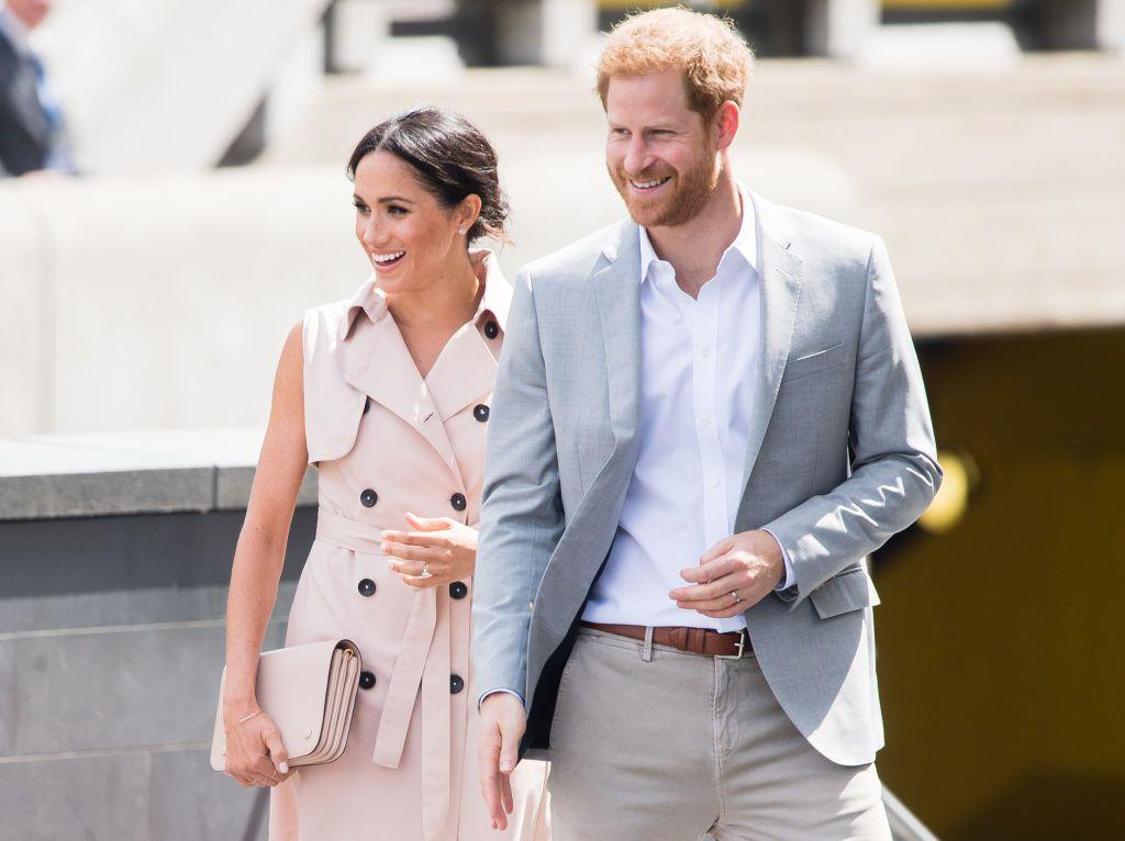 <p>Most of the famous couple's courtship has been kept under wraps, but here are a few of their cutest moments, captured on-camera.</p>