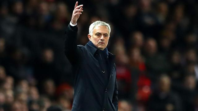 Manchester United prefer to play against teams like Tottenham, Jose Mourinho said after Spurs' loss.