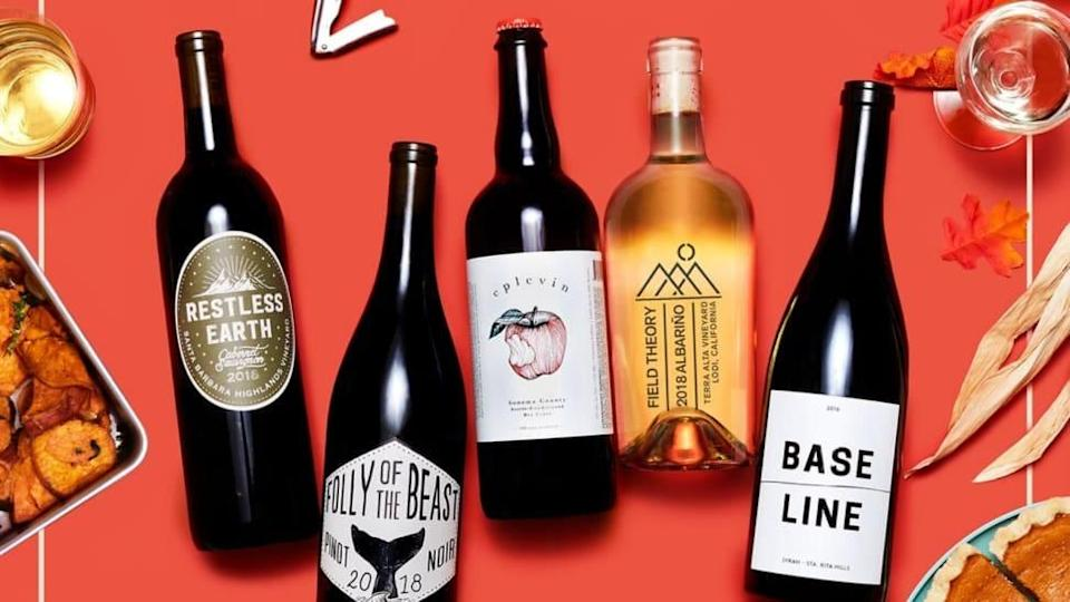 Best Graduation Gifts for Him: Winc subscription