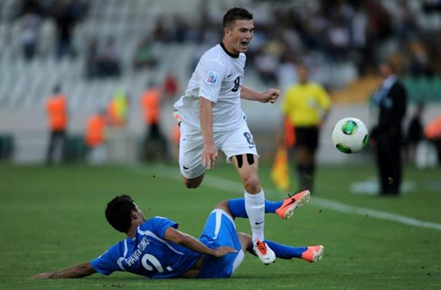 Tim Payne, seen here playing for New Zealand, apologised for the incident in Sydney (AFP Photo/BULENT KILIC)