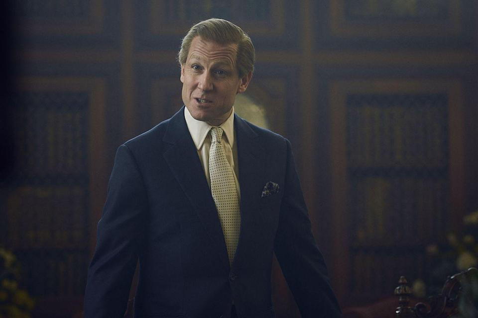 "<p>Speaking about how The Crown season four attempted to be accurate while also being a dramatisation, Tobias revealed to <a href=""https://www.vanityfair.com/hollywood/2020/11/the-crown-season-four-tobias-menzies"" rel=""nofollow noopener"" target=""_blank"" data-ylk=""slk:Vanity Fair"" class=""link rapid-noclick-resp"">Vanity Fair</a>, ""With all these things [on The Crown], though, there's a large chunk of us imagining ourselves into it, and sort of picking up on scraps [that are publicly available].""</p>"