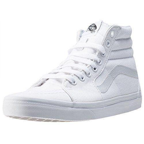 "<p><strong>Vans</strong></p><p>amazon.com</p><p><strong>$119.99</strong></p><p><a href=""https://www.amazon.com/dp/B001UL02ME?tag=syn-yahoo-20&ascsubtag=%5Bartid%7C10055.g.36201118%5Bsrc%7Cyahoo-us"" rel=""nofollow noopener"" target=""_blank"" data-ylk=""slk:Shop Now"" class=""link rapid-noclick-resp"">Shop Now</a></p><p>Skateboarding shoes have flat bottoms to make it easier to do tricks and skate smoothly — they're a popular sneaker style among teens. These classic Vans sneakers are made with <strong>canvas and suede fabric.</strong> Note these sneakers are unisex, so refer to the size chart carefully when ordering.</p>"
