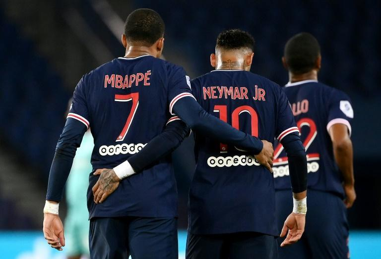 Kylian Mbappe and Neymar are both struggling with injuries at the moment