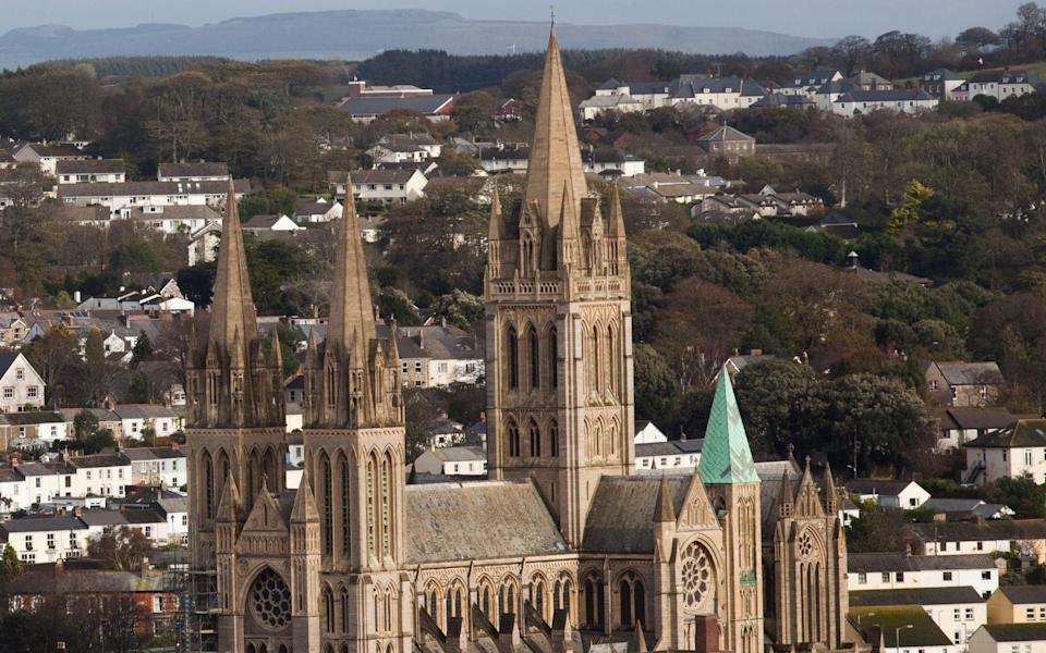 Truro Cathedral - SWNS/SWNS