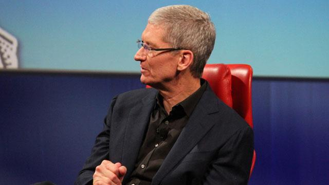 Tim Cook Hints at an Apple Wearable Gadget, Defends Apple's Cool