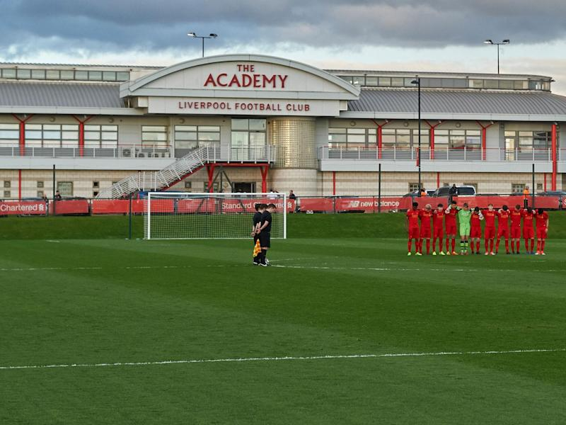 Liverpool will not be allowed to sign academy players for the next two years: Getty