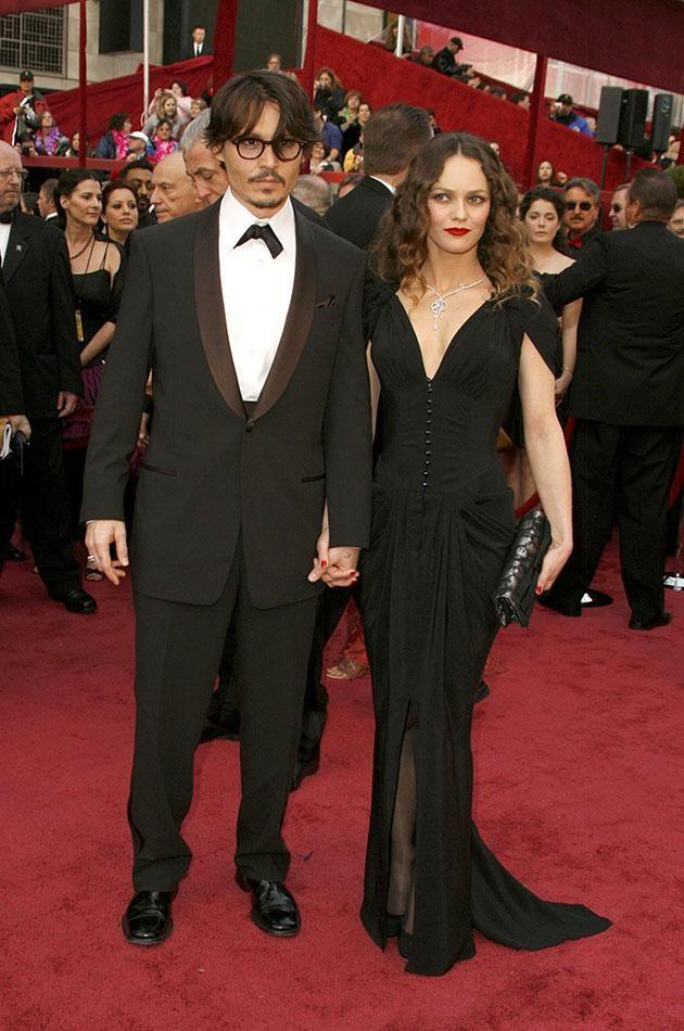 They split in 2012 after 14 years together. Source: Getty