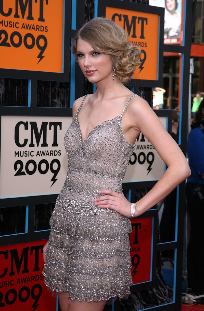 At the 2009 CMT Music Awards on June 16, 2009, in Nashville.