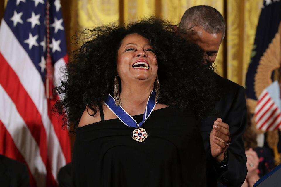 <p>The singer was recognized for her contribution to the arts by President Obama in 2016, when he granted her the Presidential Medal of Freedom, which is the highest civilian honor in the country. </p>