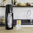 """<p><strong>sodastream</strong></p><p>amazon.com</p><p><a href=""""https://www.amazon.com/dp/B08M7JQ31Z?tag=syn-yahoo-20&ascsubtag=%5Bartid%7C2164.g.36279678%5Bsrc%7Cyahoo-us"""" rel=""""nofollow noopener"""" target=""""_blank"""" data-ylk=""""slk:Shop Now"""" class=""""link rapid-noclick-resp"""">Shop Now</a></p><p>""""Best gift ever (if you can believe) was a SodaStream. This was 12 years ago, when very few people had one. I was pregnant and emotional and I cried when I got it because I thought it wasn't exactly personal or romantic, but it turned out to be the best gift of all time. Before then, I would haul cases of seltzer home from the grocery store, but once I got the SodaStream I could make my own. Life changer!"""" <em>—Maile Carpenter</em></p>"""