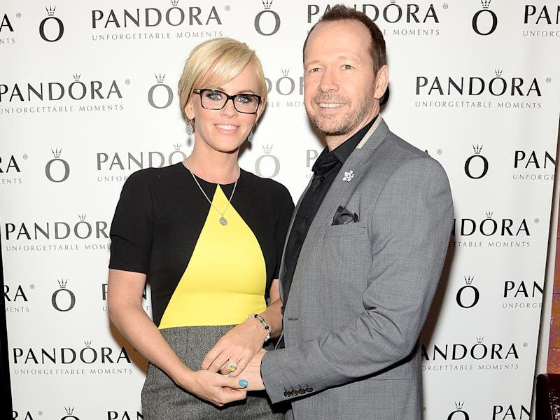 Donnie Wahlberg's proposal blunder