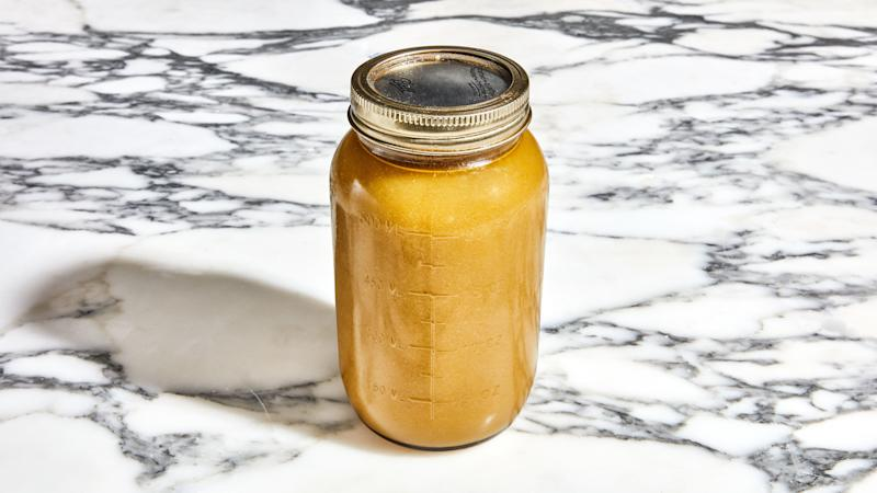 The dressing you can use on everything.