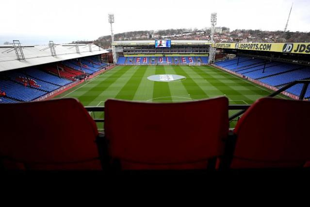 Crystal Palace set to file accounts amid threat of being dissolved