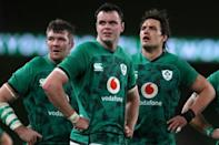 James Ryan adds another chapter to his family's rich history when he captains Ireland against England in their Autumn Nations Cup clash