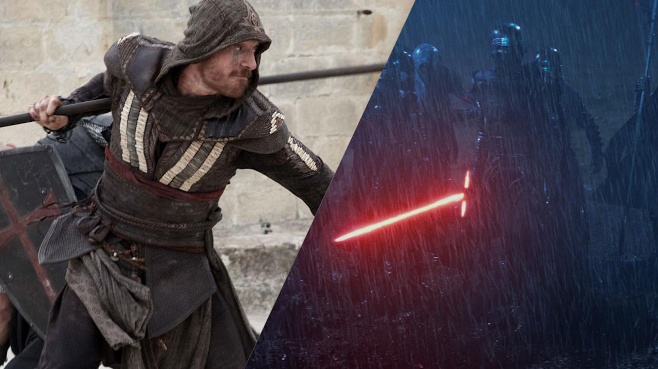 "<p>""We talked about a role,"" Fassbender said in 2016. ""We had a conversation. I'm pretty sure I was busy doing something else in the summer he was kickstarting that.""<br />While Fassbender's yet to reveal what Star Wars part he discussed with JJ Abrams, most people believe the Irish actor almost played Kylo Ren. </p>"